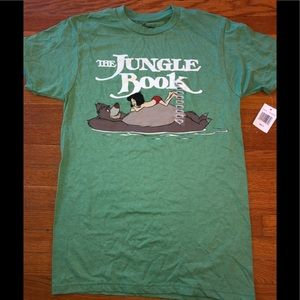 New w/ Tags The Jungle Book Shirt Men's Size Small